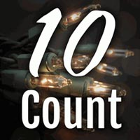 10 Count Craft Lights